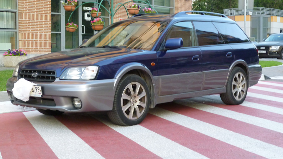Outback B12 1998-2003