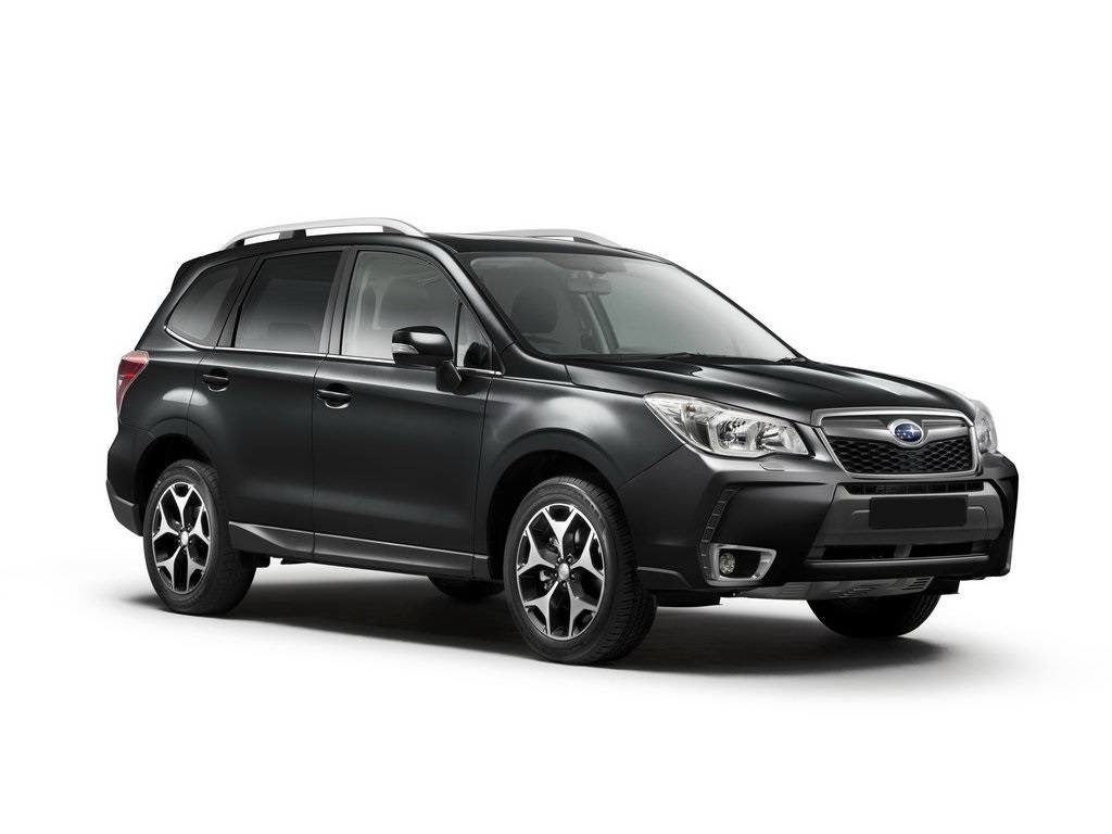 Forester S13 2012